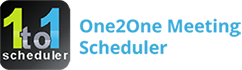 One2One Meeting Scheduler, Event Management & Promotion Services.
